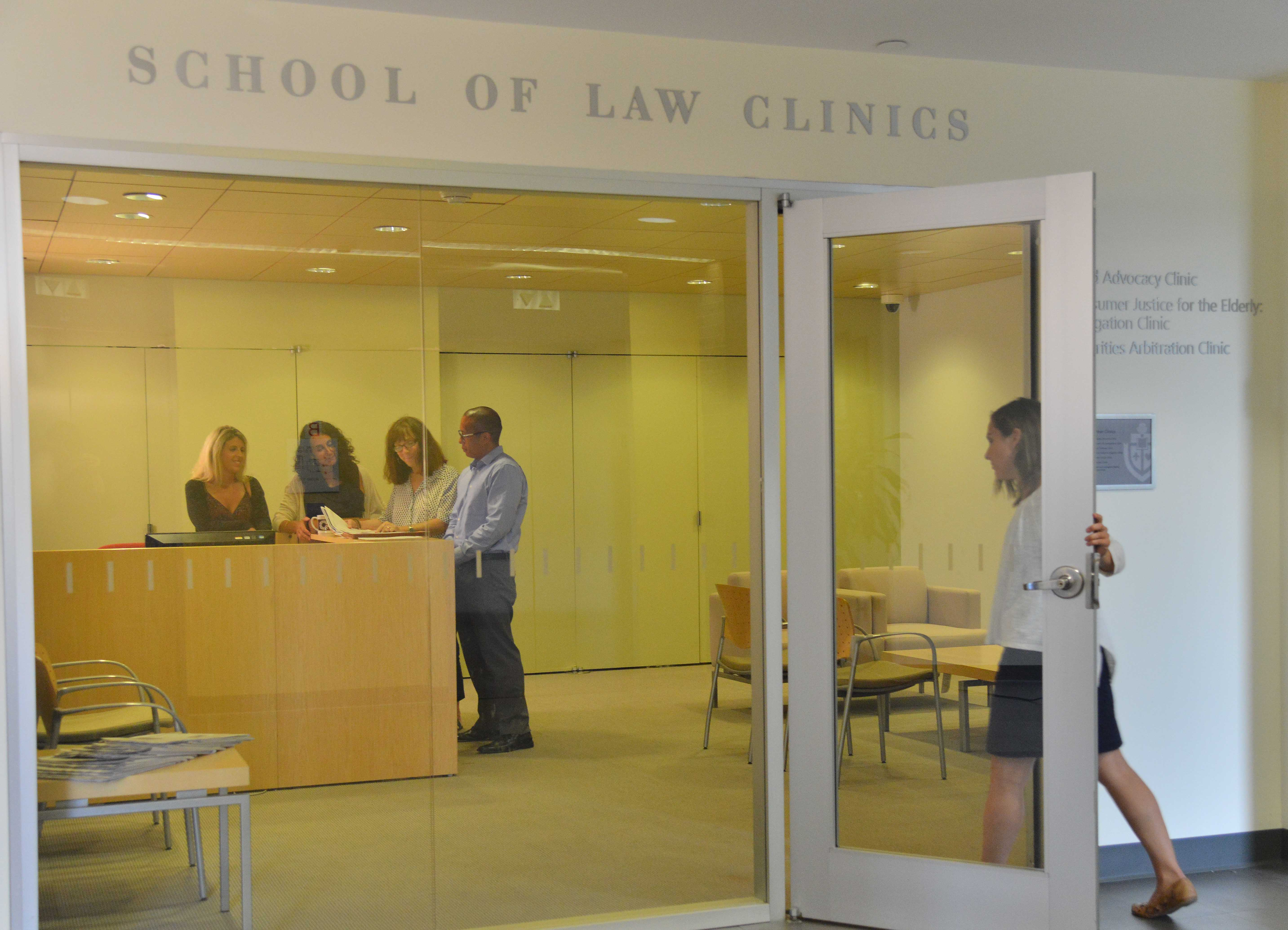 Law Clinic Offices