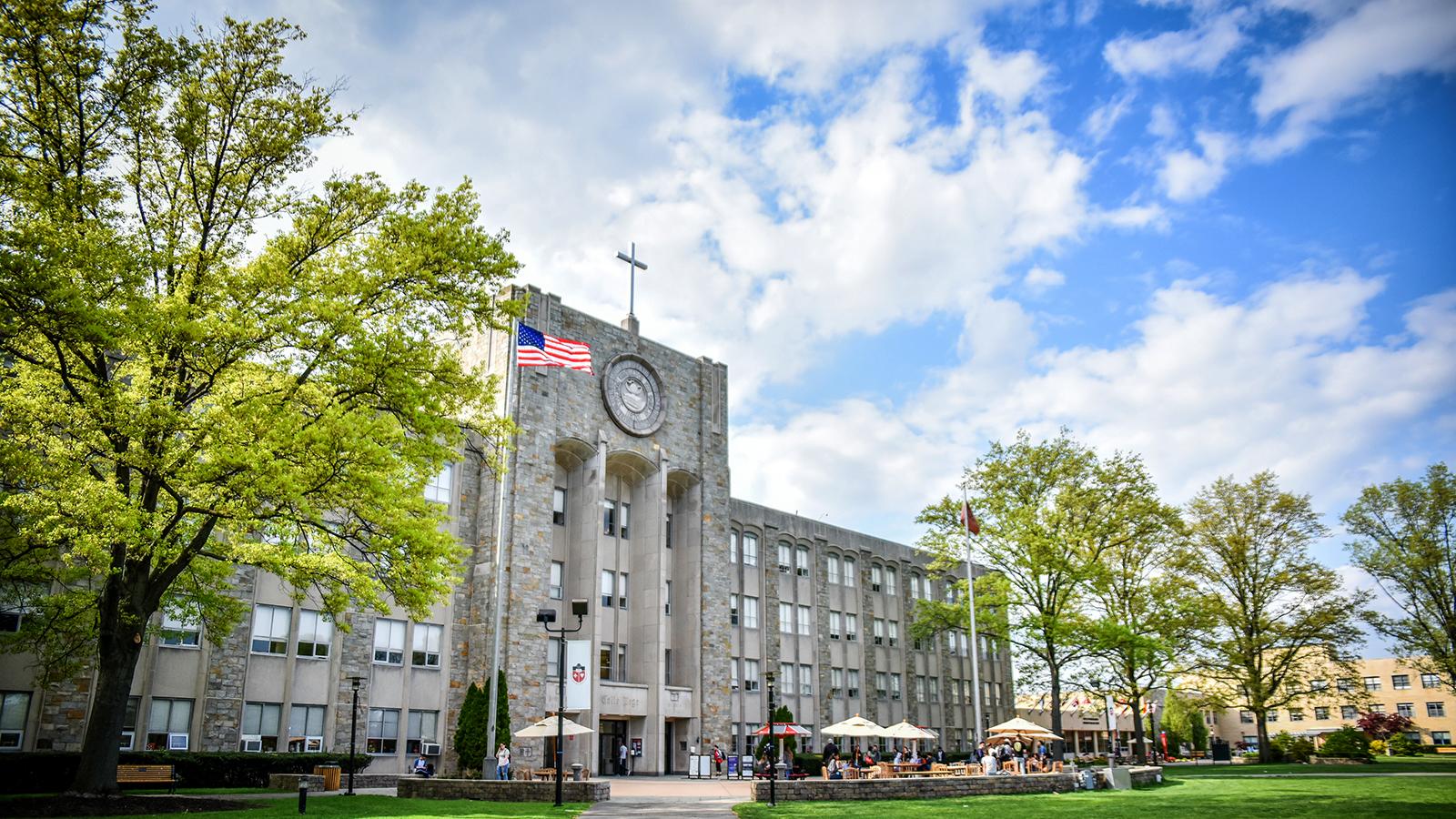 photo of st. john's university