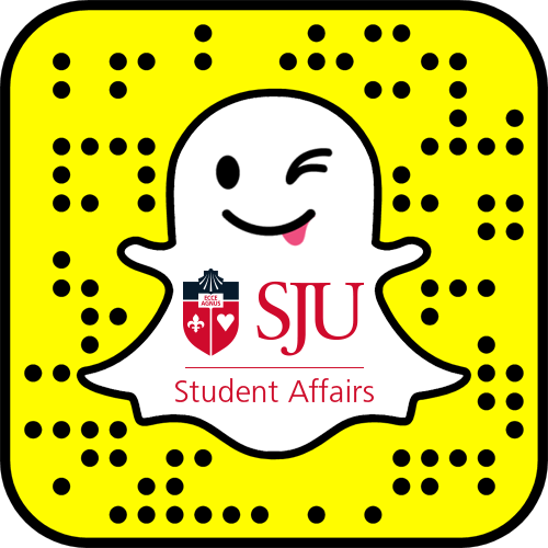 SJUStudents Snapcode