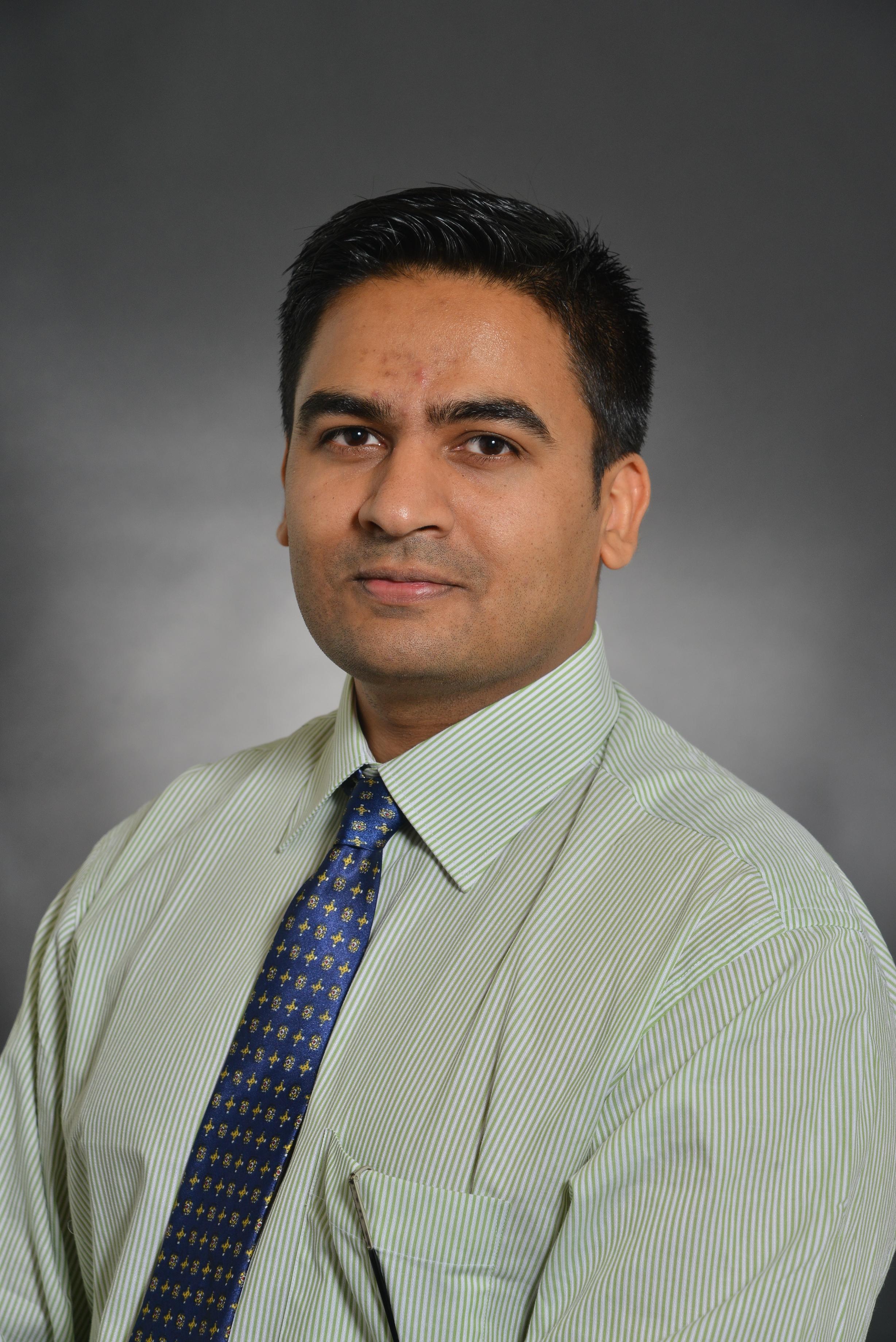 Nikhil Yadav, Ph D    St  John's University