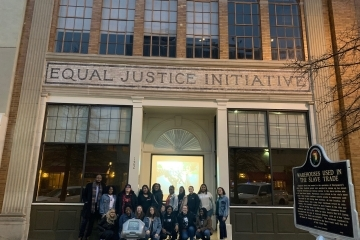 St. John's Students Take a Journey for Justice