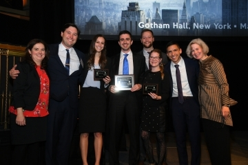 St. John's Law and ABI Host Nation's Premier Bankruptcy Moot Court Competition