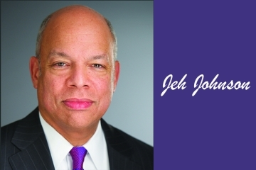 2019 St. John's Law Commencement Speaker Jeh Johnson
