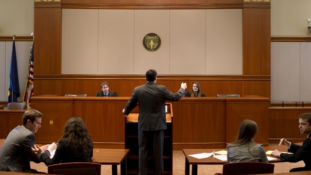 Lawyers practicing in Moot Court