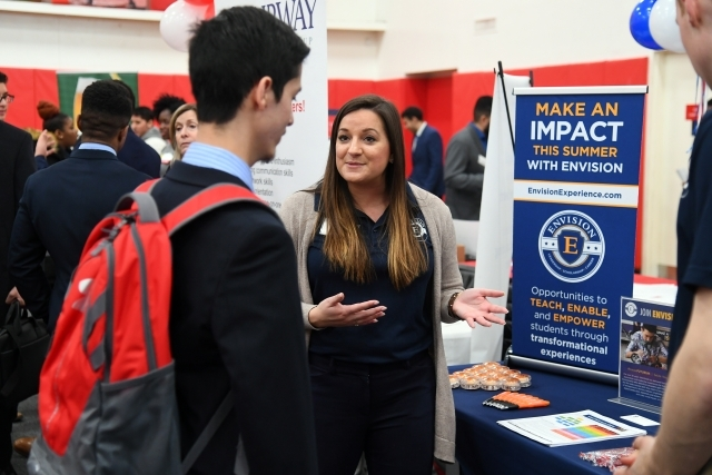 2019 Spring Career Fair