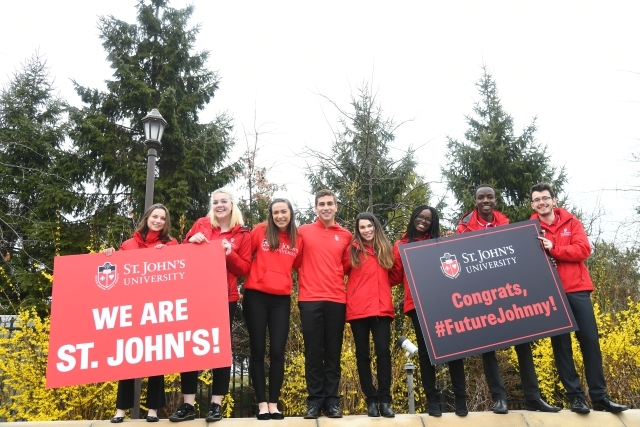 Record-Breaking Number of Visitors Flock to St. John's Accepted Student Day