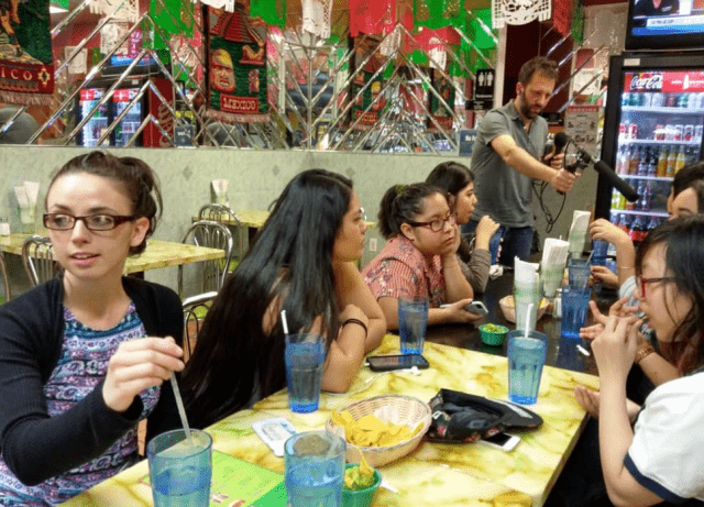 English Students Explore Community Literacies through Tacos