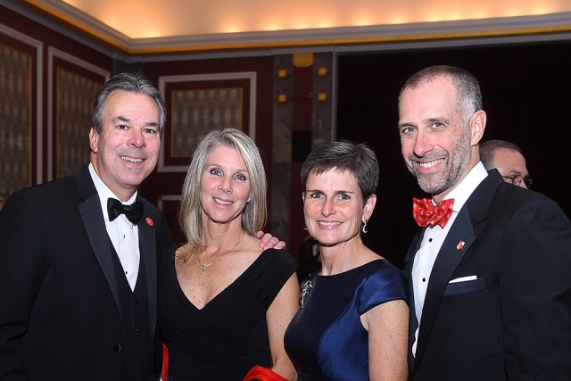 Guests at the St. John's University 2019 President's Dinner