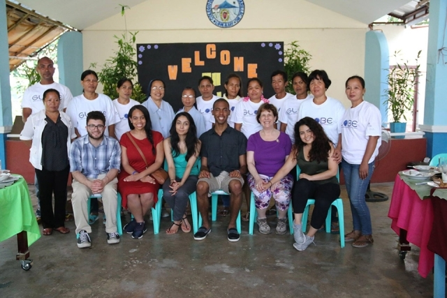 GLOBE Student Fellows in the Philippines