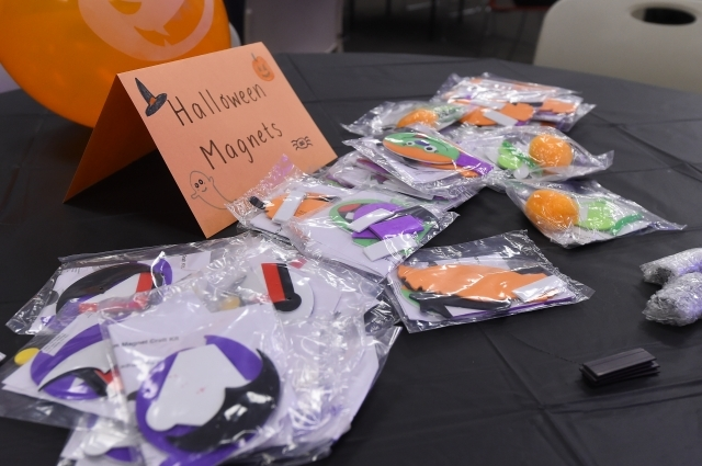 Students Ensure That Halloween Is Fun and Healthy