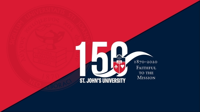 "150th Logo ""Faithful to the Mission"""