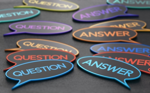 Question and Answer Trivia Cards