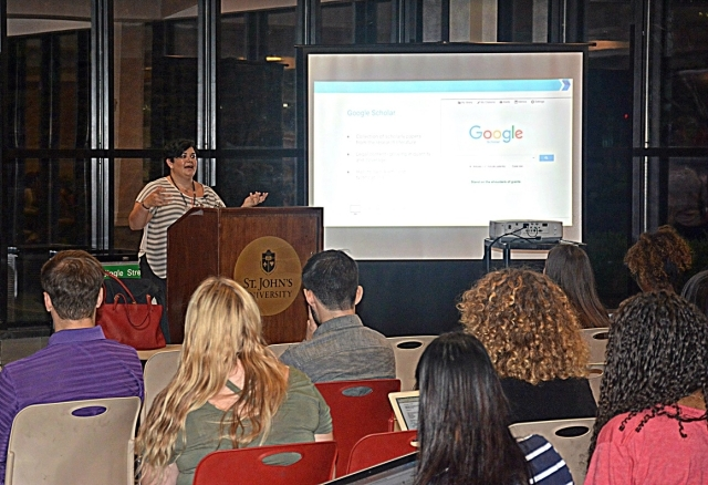 Cps Students Get Google Tools Eye Opening Training St John S