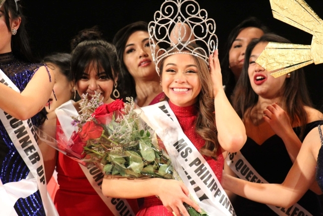 St. John's Student Wins Ms. Philippines Pageant