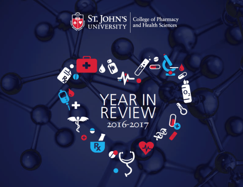 Pharmacy 2016-2017 Year in Review Cover