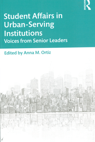 Student Affairs in Urban-Serving Institutions Book Cover