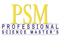 The Professional Science Master's