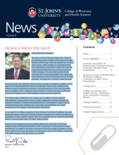 Pharmacy Newsletter Volume III March 2019