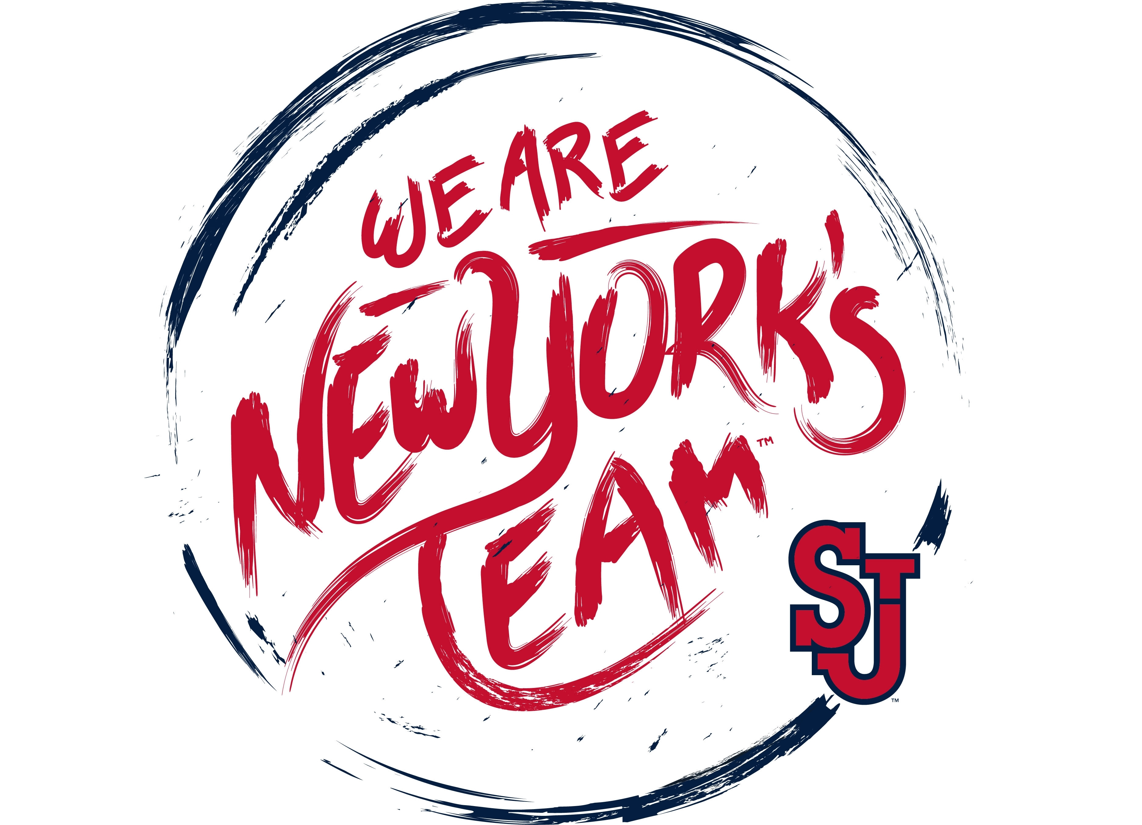 We Are New York's Team Logo