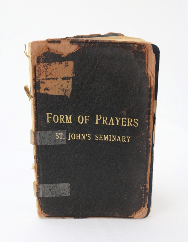 Seminary Prayer Book, 1894 cover